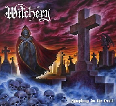 Witchery - Symphony For The Devil (Re-issue 2020) CD ALBUM  (27THMAR) NEW