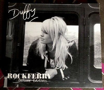 Rare Duffy Rockferry Deluxe 2 Disc Edition Carded Digipack Case Discs MINT/NM