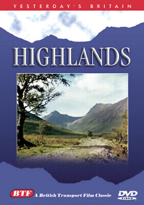 Yesterday's Britain: Highlands DVD (2004) cert E Expertly Refurbished Product