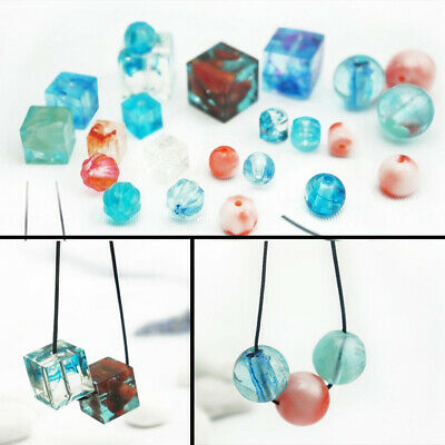 Silicone Pendant Jewelry Mold Craft DIY Resin Craft Tools Ball Making Mould