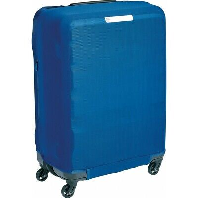 Go Travel E7 Slip On Protective Suitcase Luggage Cover - Blue 196BL
