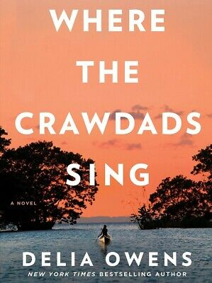 Where the Crawdads Sing By Delia Owens 🎁 E-version ⚡ FAST E-DELIVERY