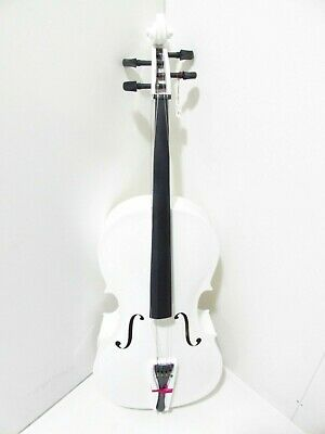 Student Full Size Cello with Case by Gear4music-DAMAGED- RRP £199