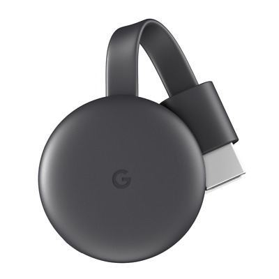 Google Chromecast 3 Multimedia Hdmi Wifi