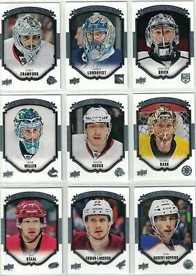 2015-16 Upper Deck Portraits  -- You Pick To Fill Your Set  --  Series 1 & 2