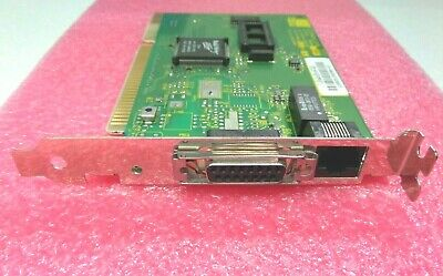 3COM 3C590C ETHERLINK III PCI NETWORK CARD 03-0046-001 3C590 1-YEAR WARRANTY