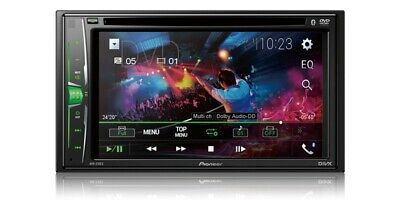 """Pioneer AVH-210EX Multimedia DVD Receiver with 6.2"""" WVGA Display, and Bluetooth"""