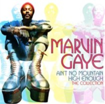 Marvin Gaye-Ain't No Mountain High Enough CD NEW