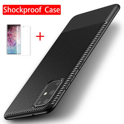 Case For Samsung Galaxy S20 Note 10 S10 S9 Plus Ultra Slim Shockproof Case Cover