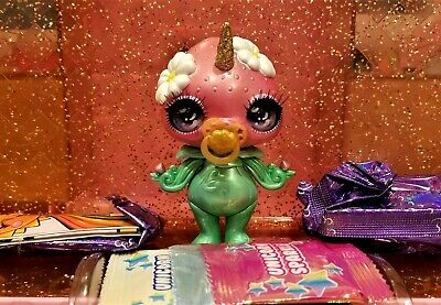 Sparkly Critters WILD BERRY Poopsie Slime Ultra Rare Strawberry Figure No Can
