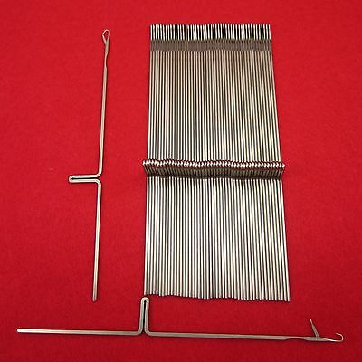 New 50 Needles for Knitting Machines Empisal 302 and 305