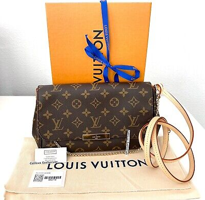 Made in France!!! Brand New LOUIS VUITTON FAVORITE MM in Monogram!!