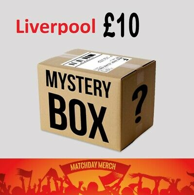 Random items of Job Lot Stock from our warehouse - Liverpool FC £10 Box