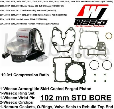 New 2014-2016 Honda Pioneer UTV SXS 700 Side By Side OE Basic Oil Service Kit