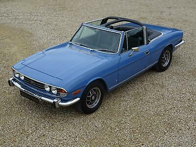 Triumph Stag (Auto) - Unrestored/58,000miles