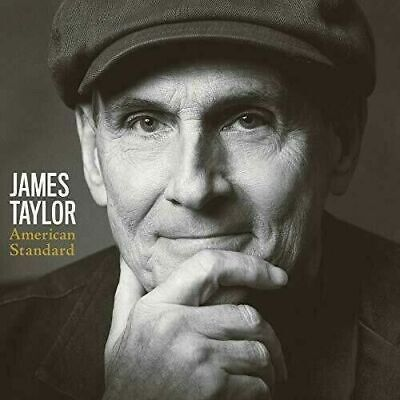 James Taylor American Standard [CD] NEW & SEALED FREE SHIPPING
