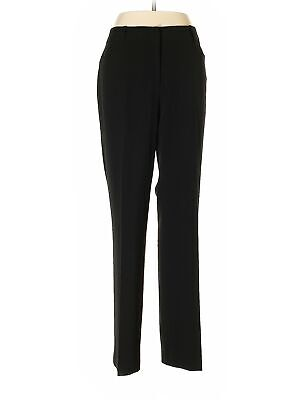Tahari by ASL Women Black Dress Pants 12