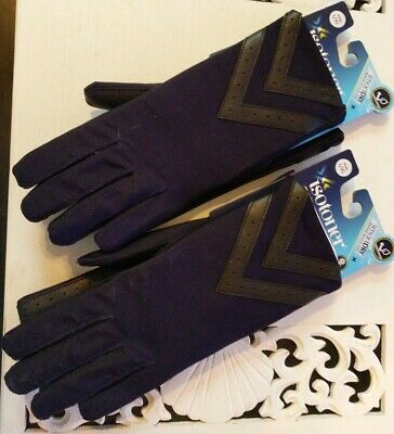 New Isotoner Signature Womens Smart DRI Smart Touch Gloves 2 pair Size L/XL $100
