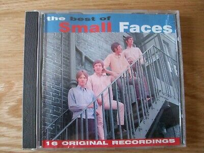 Small Faces THE BEST OF SMALL FACES CD ALBUM 1995 CHARLY RECORDS **GC**