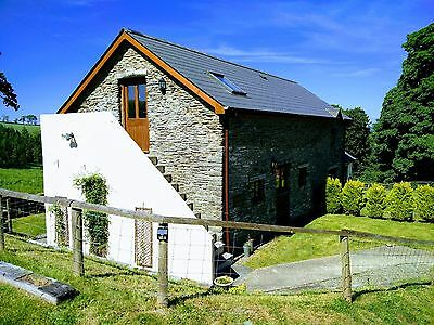 Stunning barn conversion Pembrokeshire Wales 20th April 4 nights.