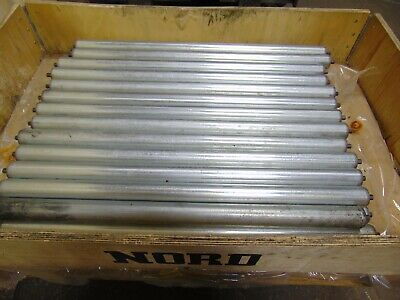 42 Pcs Gravity Roller Conveyor Rollers - Build Your Own Conveyor - Replacements