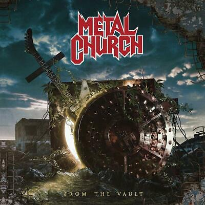 Metal Church - From The Vault CD ALBUM NEW (9TH APRIL)