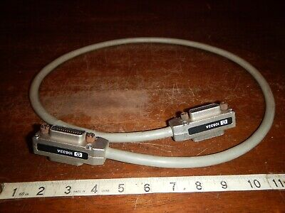 HP Hewlett Packard Agilent GPIB Interface 4 Foot Cable 10833A