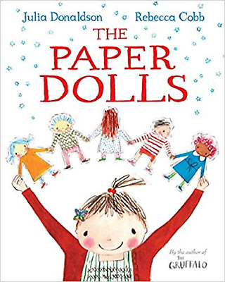 The Paper Dolls Book (Paperback) by Julia Donaldson