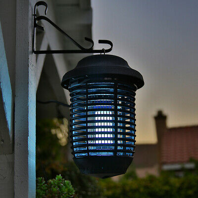 Electric Insect Killer Bug Zapper 1.5 Acre Mosquito Fly Outdoor Lamp Home Light