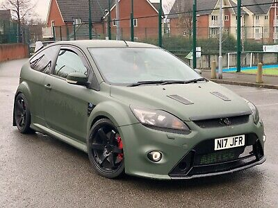 2006 Ford focus RS replica conversion 2.5 turbo ST2 wide arch custom modified px