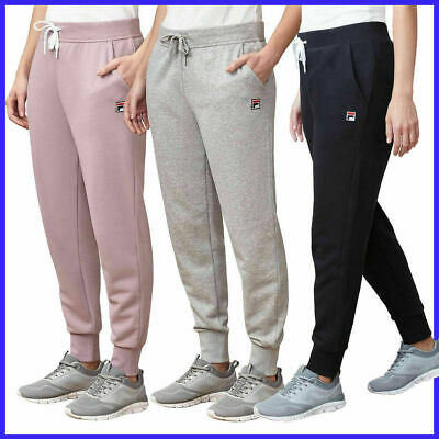 FILA WOMEN'S HERITAGE French Terry Jogger Pant , Color