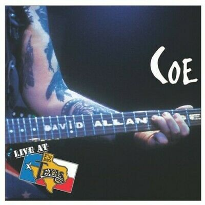 David Allan Coe : Live at Billy Bobs CD Highly Rated eBay Seller Great Prices