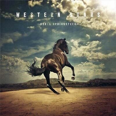 Bruce Springsteen, Western Stars, CD