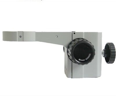 Stereo Microscope Head Holder Ring Arm To Stand Post Adjustable Metal Rack Tools