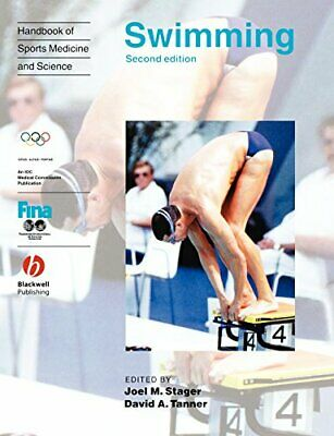 Swimming 2e (Olympic Handbook of Sports Medicine) by Stager, Stager Paperback