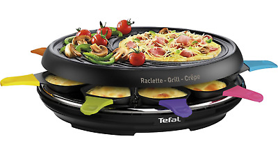TEFAL RACLETTE Colormania RE310812