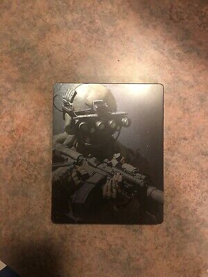 Call Of Duty: Modern Warfare Steelbook ONLY...No Disc PS4 Xbox One PC