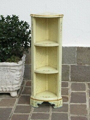 Furniture Venetian with Shelves Elegant Caddy Painted Period Xx Century