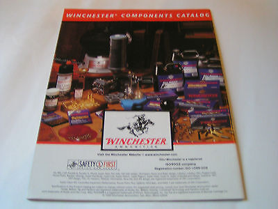1999 Winchester Components Catalog (Ol4)