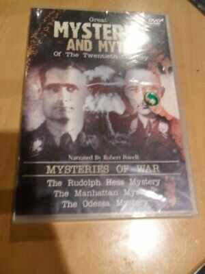 Mysteries and Myths - Mysteries of War [DVD].