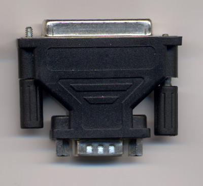 DB-9 (Male) to DB-25 (Female) Adapter
