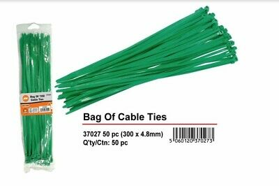 LogiLink KAB0004 Pack of 100 Cable Ties 300 x 3.4 mm Transparent