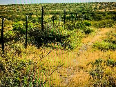 50.73 Acre In West Texas! Sparks Ranch With Utilities At The Curb ! Dell City !