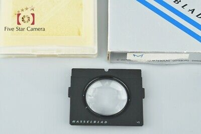 Excellent!! Hasselblad Focusing Hood Magnifier Diopter +1 42382
