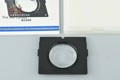 Excellent!! Hasselblad Focusing Hood Magnifier Diopter +2 42340 B