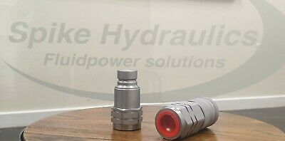 Holmbury Flat Face Quick Release Couplings