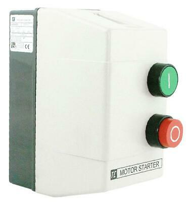 Sector TC Electrical DOL Motor Starter 11kW ON OFF Control Electrical 415V Coil