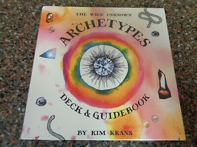 The Wild Unknown Archetypes Deck & Guidebook (Sealed, New) Kim Krans