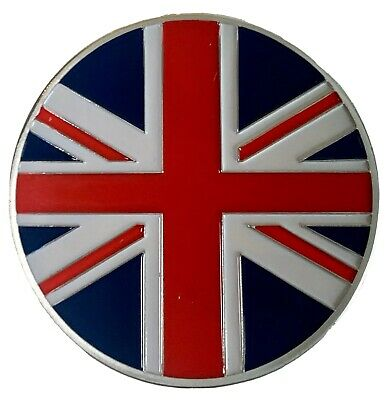 British 2016 Brexit Sliver Coin with United Kingdom Flag Commemorative Collector
