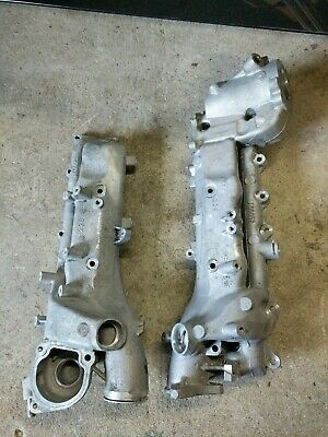 Mercedes Benz OM642 Intake Inlet Manifold A6420907737 A6420906537 Modified
